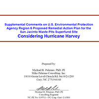 'Considering Hurricane Harvey' by Michael R. Palermo, PhD, PE