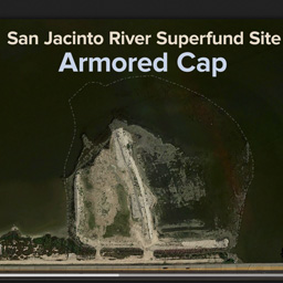 EPA San Jacinto River  Waste Pits website